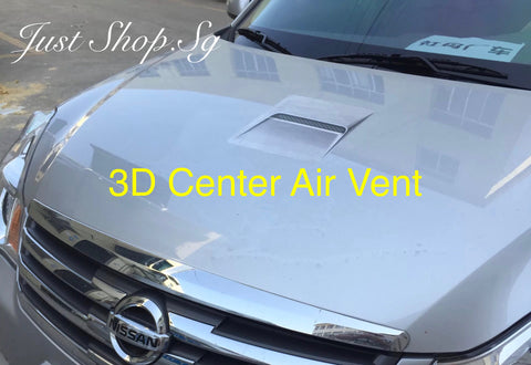 3D Center Air Vent - Just Shop.Sg