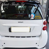 Doraemon Baby In Car Decal / Sticker - Just Shop.Sg