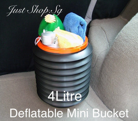 Deflatable Mini Bucket - Just Shop.Sg