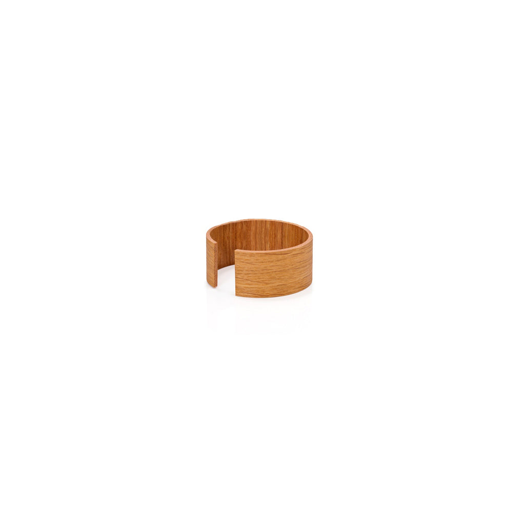 Spare – Wood part for 16 cl WARM Cappuccino cup - Oak