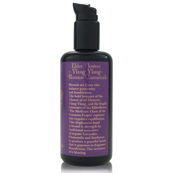 Benediction Hand & Body Lotion back