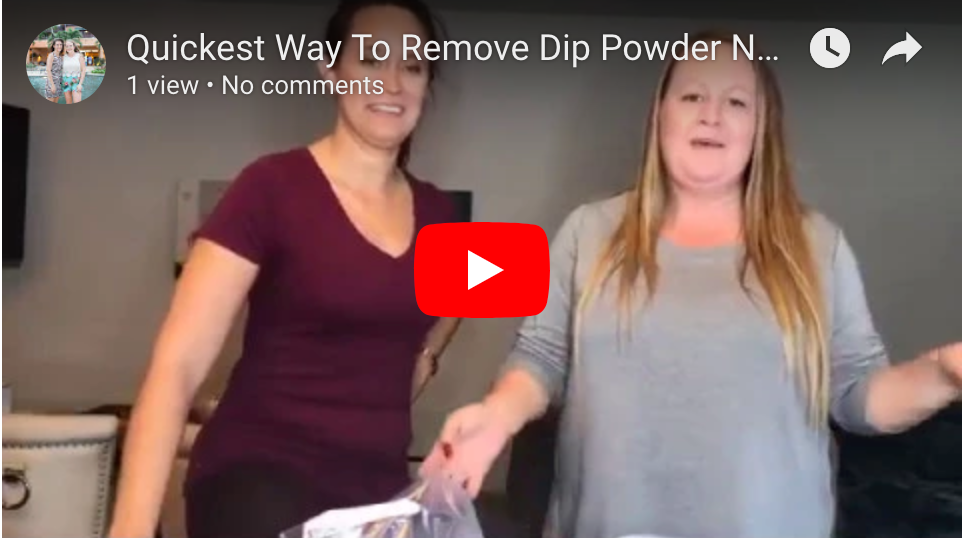Quickest Way To Remove Dip Powder Nails: Peppi Gel
