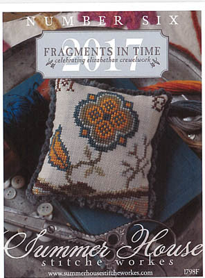 Fragments In Time 2017 #6 - Summer House Stitche Workes