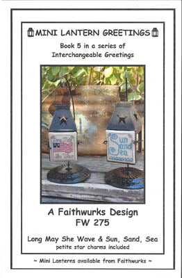 Mini Lantern Greetings, Book 5 - Faithwurks