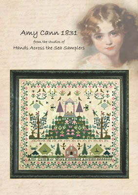 Amy Cann 1831 - Hands Across the Sea Samplers