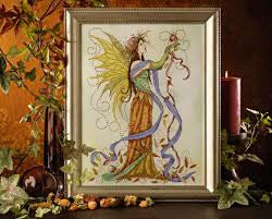 Autumn Fairy - Joan Elliott Designs