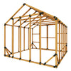 10X10 Standard Storage Shed Kit