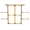 Extra Double Door Assembly Kit for Gable End