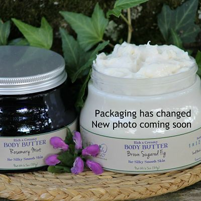 Body Butter Artisan Handcrafted Bath & Body