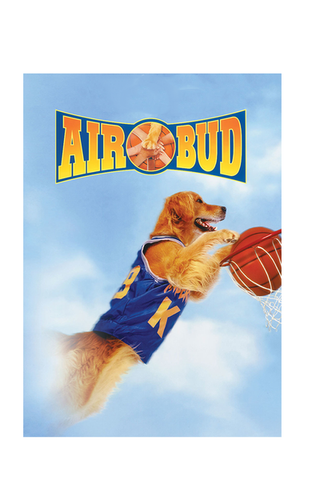 "Signed Copy of ""Air Bud"" The Movie"