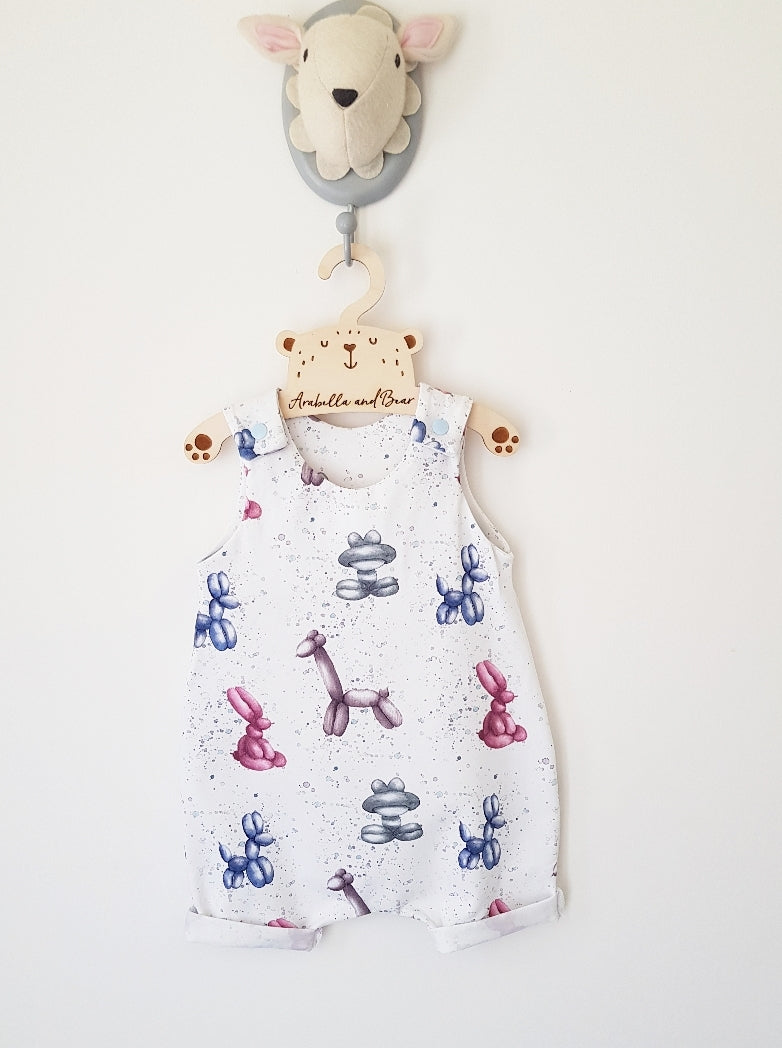 Balloonimals romper long or short