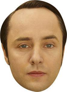 Vincent Kartheiser Pete Campbell Madmen Face Mask Celebrity Face Mask FANCY DRESS BIRTHDAY PARTY FUN STAG DO HEN