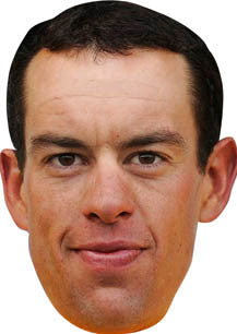Richie Porte Cycling Celebrity Face Mask FANCY DRESS HEN BIRTHDAY PARTY FUN STAG DO HEN