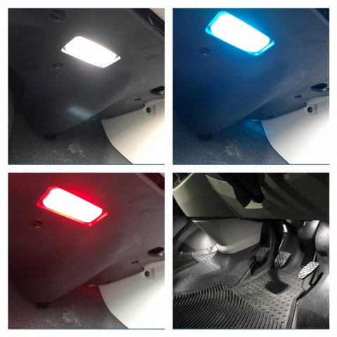 T5 T5.1 Footwell LED Lights Upgrade Kit & Trim Removal Kit