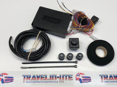 T6 Power Folding Mirror Upgrade Module & Switch Kit