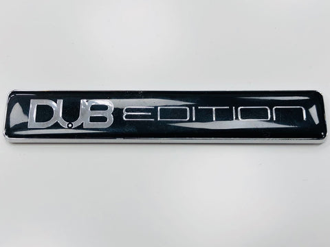 Dub Edition Badge