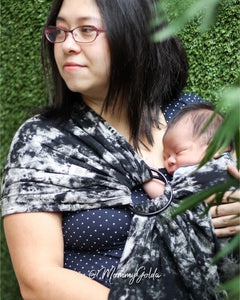 The Nest Honeycomb Ring Sling (Arang)