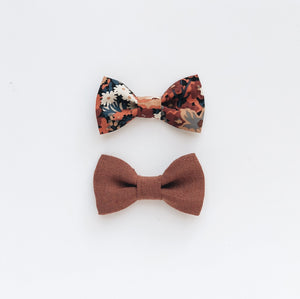 Headband Bow Set 1 (Mini)