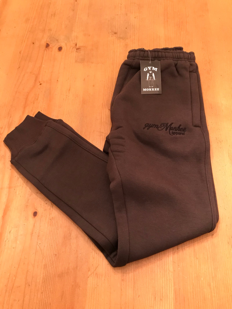 Gym Monkee - Charcoal Joggers