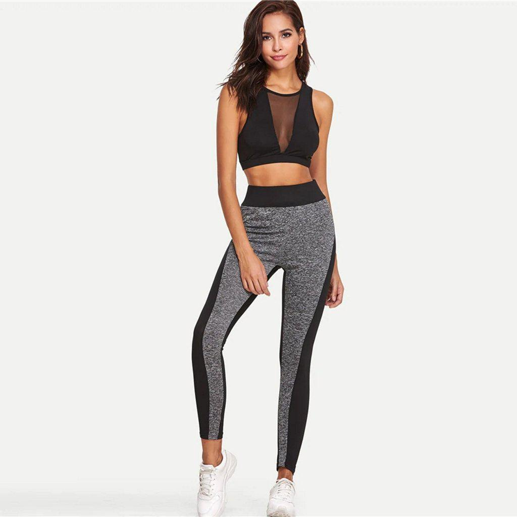 Move It Or Lose It Stripe Legging
