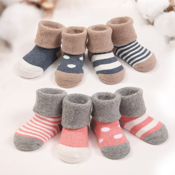 Soft Baby Shoe Socks