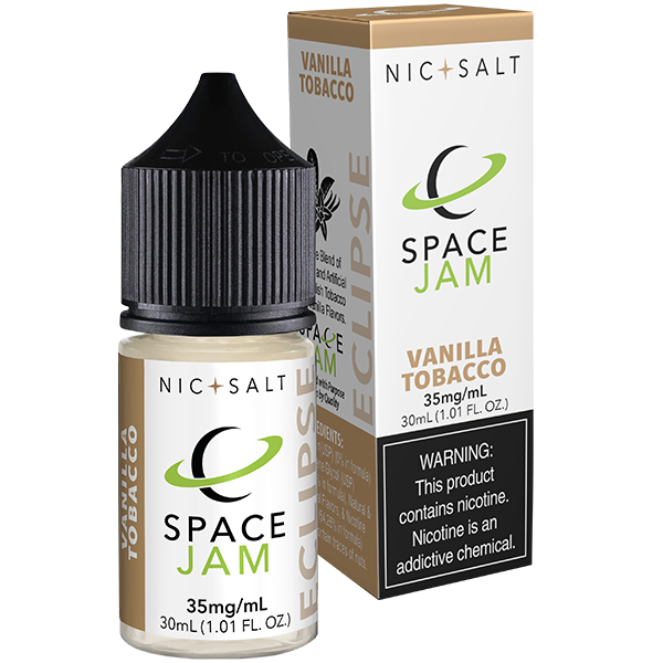 ECLIPSE • Vanilla Tobacco Nic Salt