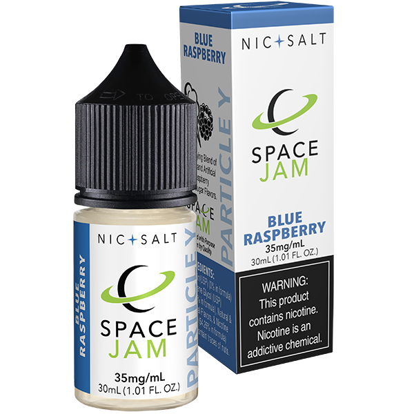 PARTICLE Y • Blue Raspberry Nic Salt