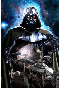 Star Wars - Darth Vader- Limited Lithograph