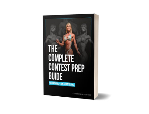 The Complete Contest Prep Guide (Paperback Copy-Female Cover)
