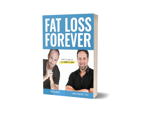 Fat Loss Forever (Paperback Copy)