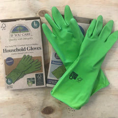 Eco friendly cleaning household gloves