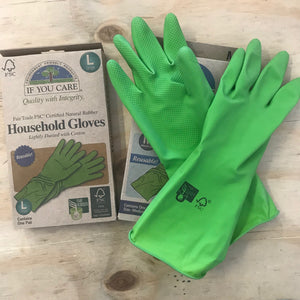 Household Gloves - If You Care