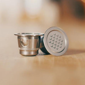 Waycap - Reusable Stainless Steel Coffee Capsules