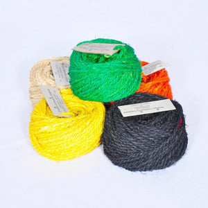 Import Ants Coir String 25m Home Lime