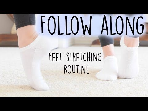 How to improve your arch 🌈 Feet flexibility