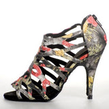 Cestino Flower, Dance Shoes, Gran Gala - Cupidanza