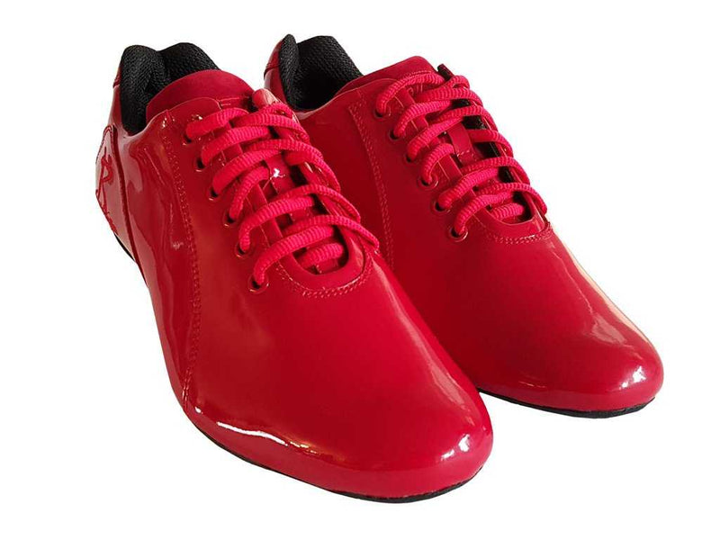 R10 Red Patent