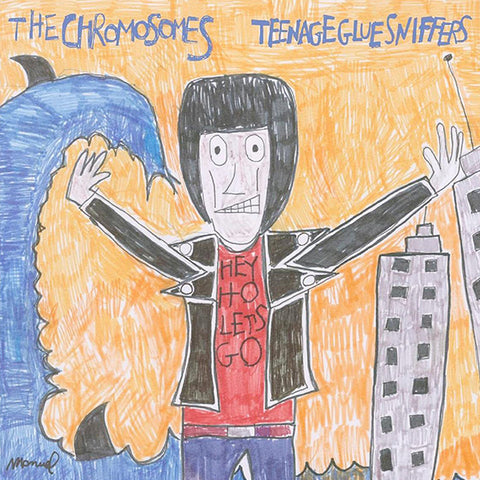 "Chromosomes / Teenage Gluesniffers - Split (7"")"