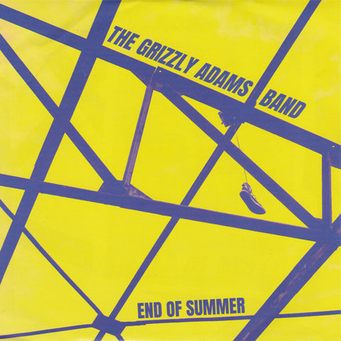 "Grizzly Adams Band - End Of Summer (7"")"