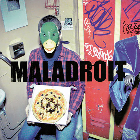 "Maladroit - Goes To Pouzza (7"")"