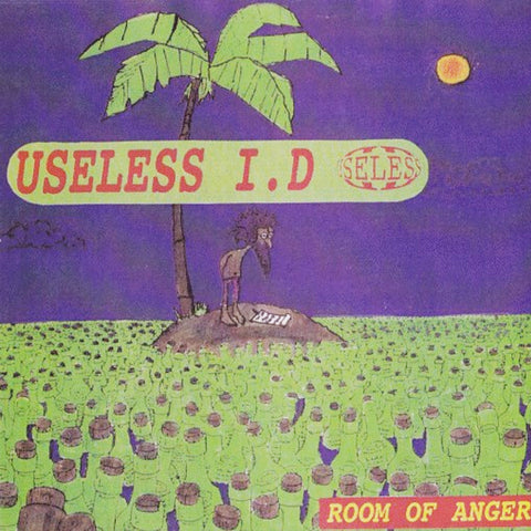 "Useless ID - Room Of Anger (7"")"