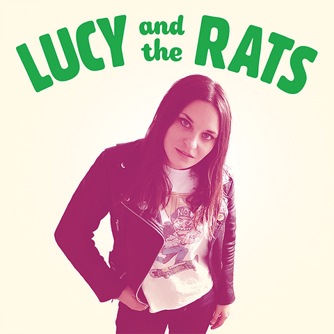 Lucy and the Rats - Lucy and the Rats (LP)