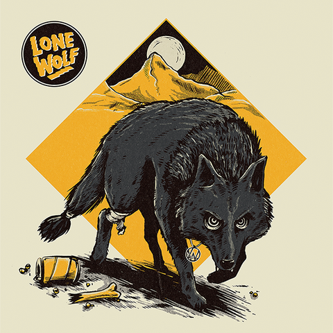 Lone Wolf - Lone Wolf (LP)