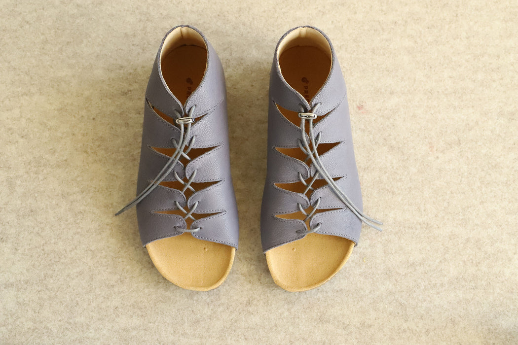FLOW ECO lace-up sandals