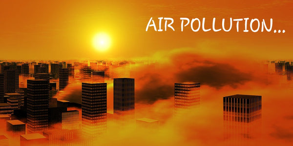 Air Pollution... Does it effect your skin??