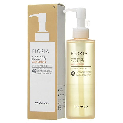 TonyMoly Floria Nutra Energy Cleansing Oil at www.timeless-uk.com