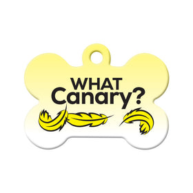 What Canary? Circle Pet ID Tag