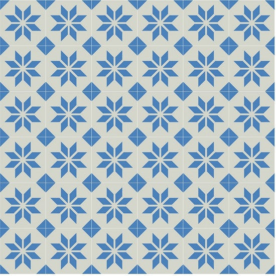 4 New In-Stock Cement Tile Patterns that Delight