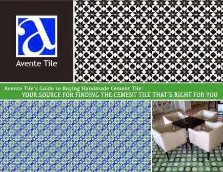 Cement Tile Buying Guide: Finding the Cement Tile That's Right for You