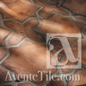 Arabesque Aragon Cement Tile